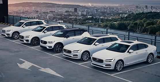 Volvo Cars reduce las emisiones de carbono en su nuevo Plan Climático