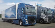 Con el nuevo I-Save, Volvo reduce los costes de combustible hasta en un 7%