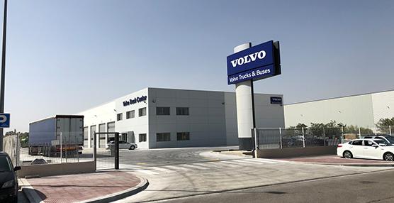 Volvo Trucks inaugura sus nuevas instalaciones en Torrejón de Ardoz