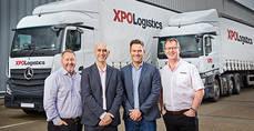 XPO y Mercedes proporcionarán soluciones de transporte en UK