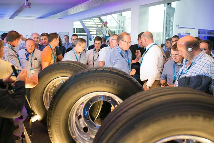 Semperit celebra su 110 aniversario con nueva familia de neumáticos