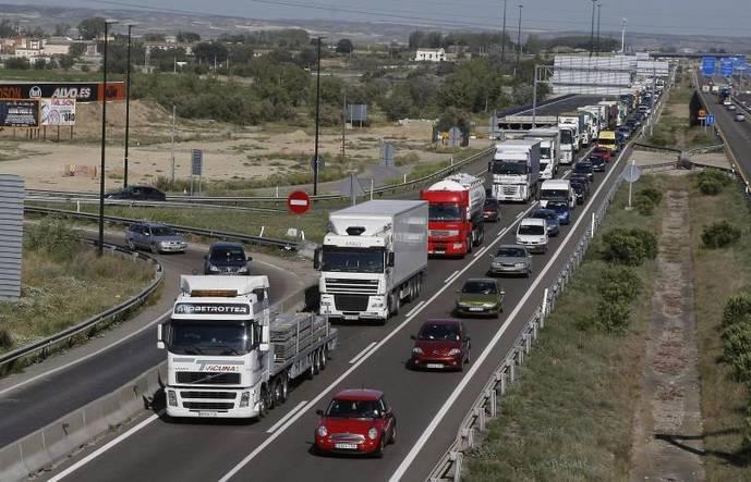El Comité Nacional de Transporte por Carretera hace sus reivindicaciones