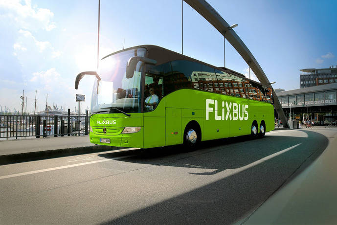 FlixBus pone a la venta 30.000 plazas de cara a las fechas de Navidad
