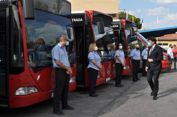 El alcalde de Alicante alaba la labor del personal de Masatusa