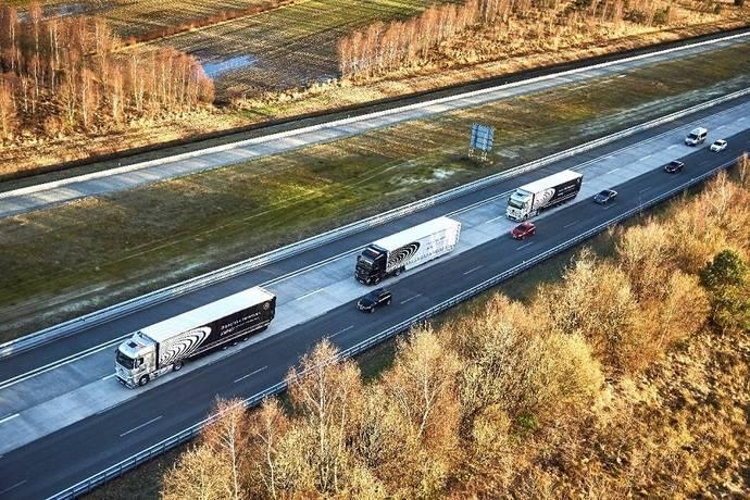 El European Truck Platooning Challenge completado con éxito
