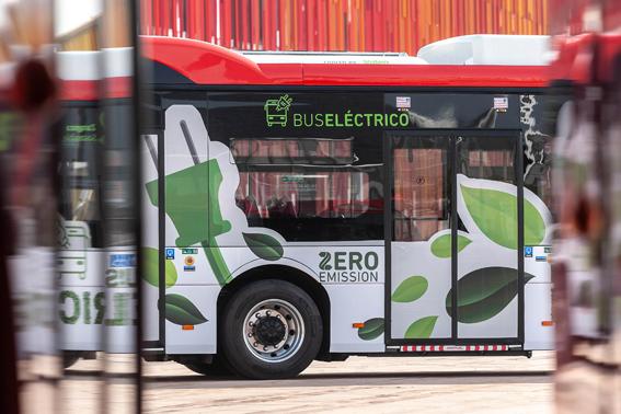 El transporte público de Zaragoza perdió el 43,2% de sus usuarios
