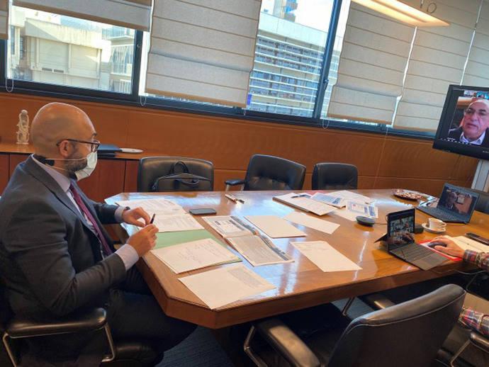 Euskadi reconoce el compromiso del Transporte