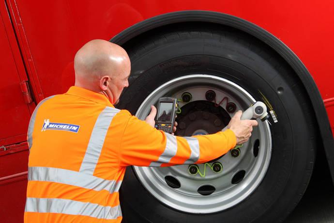 Tecnología española para mejorar los procesos de Michelin a nivel internacional
