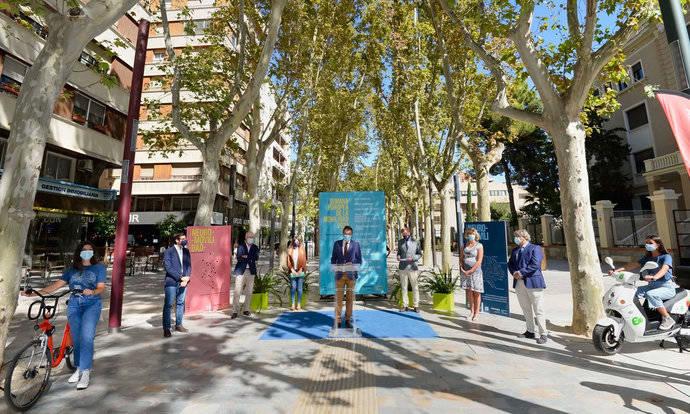 Murcia celebra el 'Día sin coches' con transporte público urbano gratuito