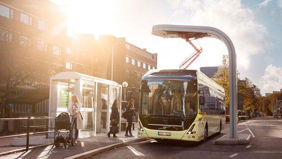 Stena da una segunda vida a las baterías de los autobuses Volvo