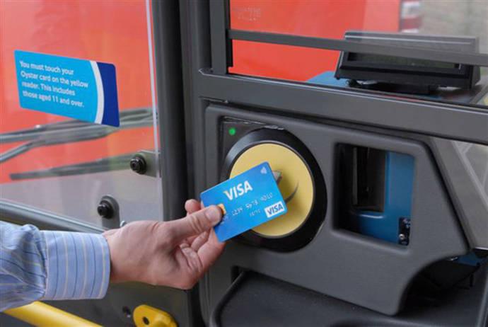 Visa y Planeta Informática son pioneras en nueva tecnología contactless en transporte