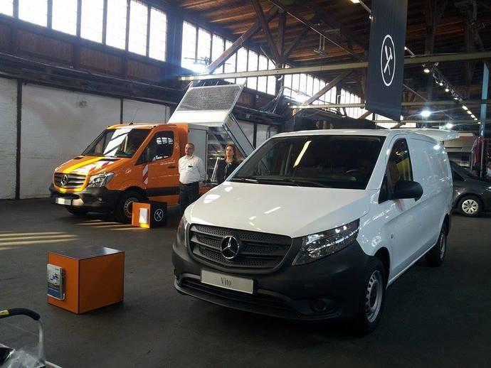 Celebrado en Hamburgo el TecForum Clever Bodybuilder Solutions 2015 de Mercedes-Benz