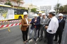 Las obras de la MetroGuagua arrancan con el respaldo de todos