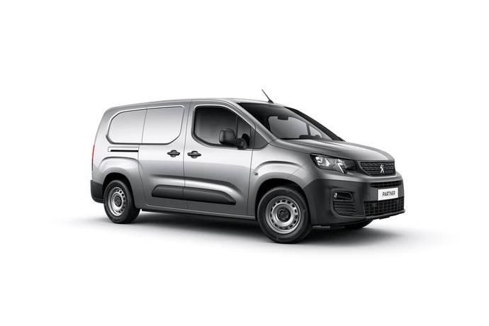 El Nuevo Peugeot Partner está diseñado para lo imprevisible