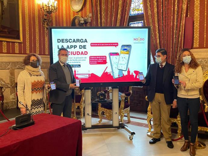 Sevilla crea una plataforma de coordinación de todos los servicios