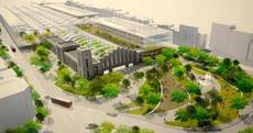 Feijóo anuncia la licitación del proyecto para la estación intermodal de A Coruña