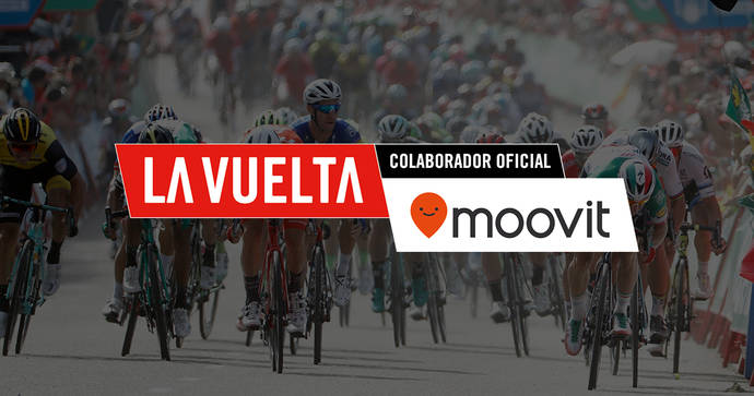 Unipublic y Moovit impulsarán la movilidad sostenible durante La Vuelta 19