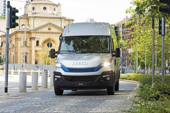 Iveco Daily Hi-Matic de gas natural, una gran opción para entornos urbanos