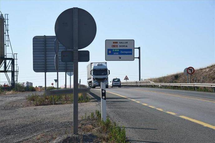 Desistimiento de la licitación del servicio Valladolid-Soria-Zaragoza