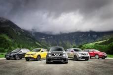 Nissan cierra 2015 como el mejor año de su historia con un crecimiento del 38%