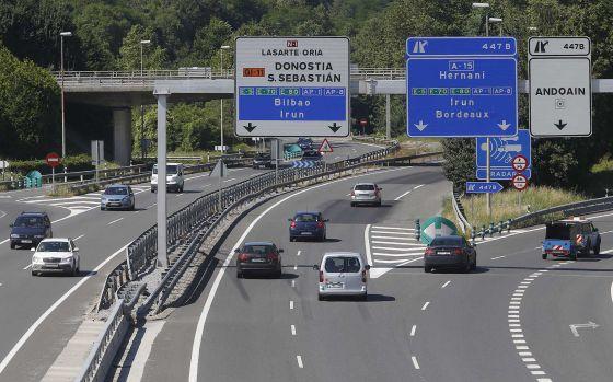 Se incrementan las restricciones a camiones en las carreteras vascas en 2020