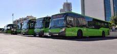 Titsa aumenta los viajes en la línea 110 en fines de semana y festivos
