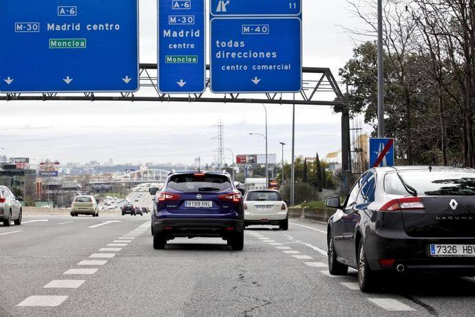 Fomento licita accesibilidad del transporte público en A-2 y A-6 de entrada a Madrid