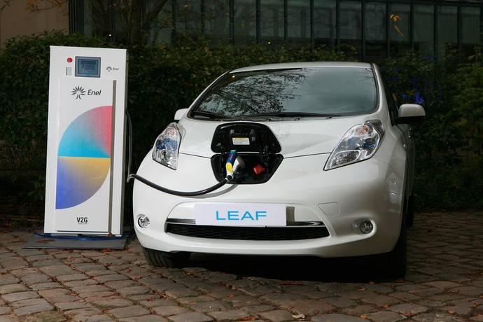 En 2040 la mayoría de las ventas será de vehículos eléctricos
