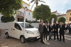 Ayuntamiento de Marbella y Nissan impulsan la movilidad sostenible