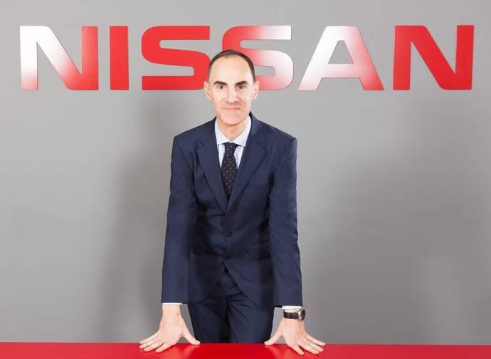 Frank Torres, Vicepresidente europeo director de programas de Nissan Europa