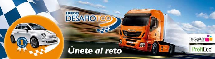 Iveco crea el 'Desafío TCO', para premiar al conductor más completo de España