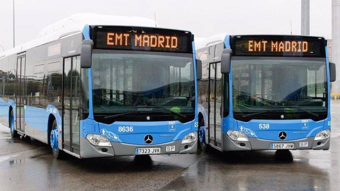 MaaS Madrid es la nueva aplicación móvil de movilidad compartida de la EMT