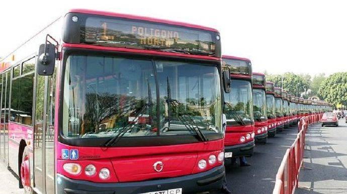 Nueva línea rápida de Tussam, que unirá el Prado con Sevilla Este