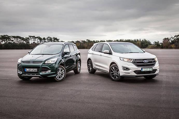Las Ventas de Ford se duplicarán para sus Vehículos de Tracción a las Cuatro Ruedas