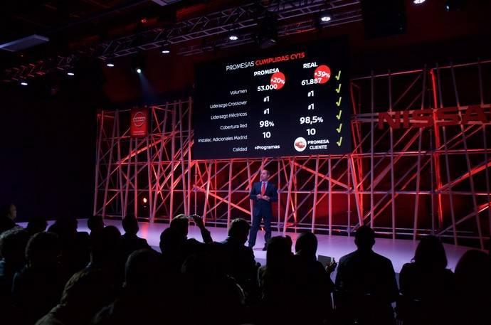 El segmento de comerciales de Nissan supera las expectaivas de la marca