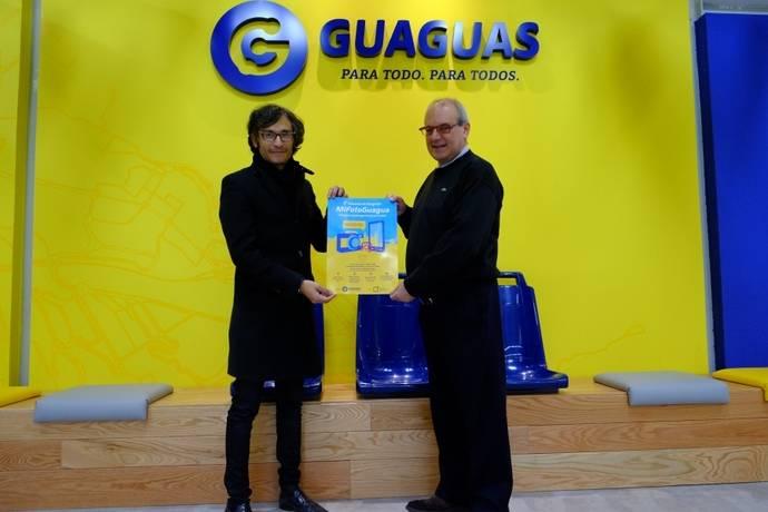 Quinto concurso fotográfico de Guaguas quiere mostrar transporte público sostenible
