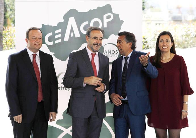 Andalucía dedica 200 millones de su presupuesto a carreteras