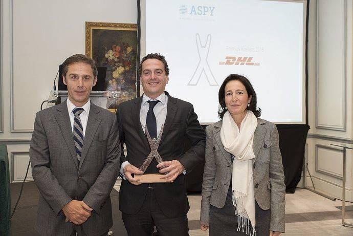 'Accidentes Cero' de DHL Supply Chain recibe el Premio Xcellens 2015