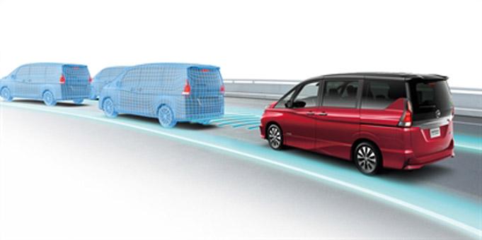 La tecnología ProPilot del Nissan Serena es el primer ejemplo japonés de conducción autónoma