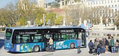 Burgos renovará la mitad de la flota de autobuses en junio