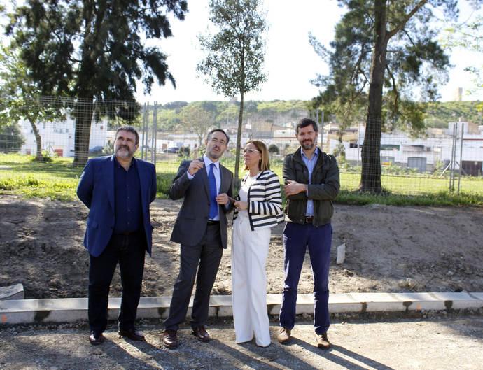 Andalucía licita las obras del nuevo intercambiador de autobuses de Lebrija