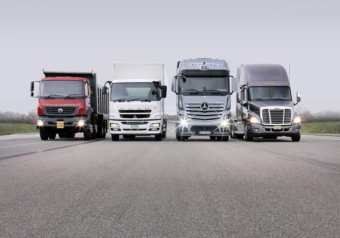 Daimler Trucks busca afianzar aún más el liderazgo en 2016