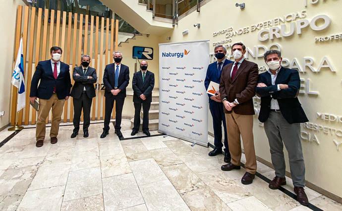 Grupo Ruiz y Naturgy colaboran en el desarrollo del hidrógeno