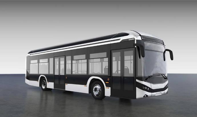 Unvi renueva por completo su apuesta urbana con el nuevo autobús C21