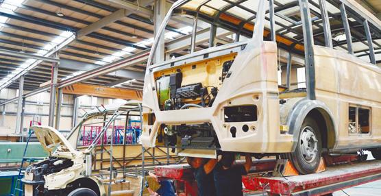 Ascabus: 'Los fabricantes de vehículos también somos parte del Sector'