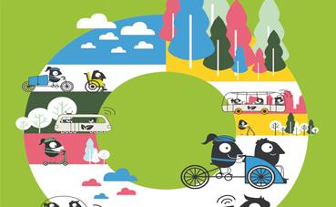 Zaragoza se suma a la Semana Europea de la Movilidad