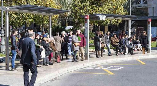 El transporte colectivo seguirá en el eje de las políticas sostenibles