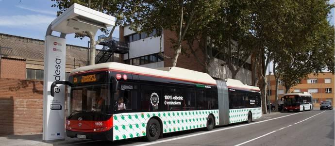 Falta infraestructura de carga para buses, de combustibles alternativos