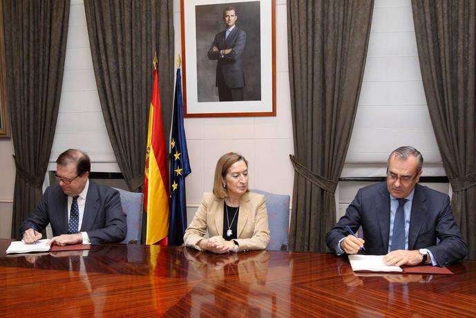 España y Cuba firman el primer acuerdo en materia de Transporte