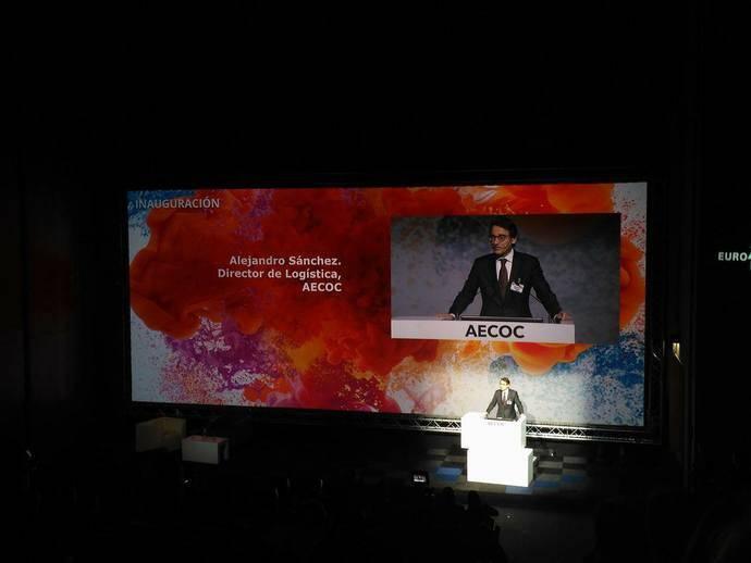 Celebración del Congreso AECOC de Supply Chain 2016 en Madrid